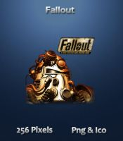 Fallout Icon by JRT25