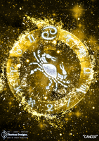 Zodiac signs - Cancer by DeathsProdigy