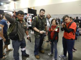 Phoenix Comicon 2014 Last of us by Demon-Lord-Cosplay