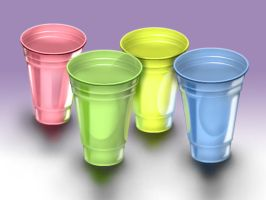 Dixie Cups by lancewaldrop