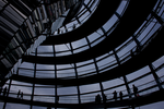Reichstag dome by Petulos