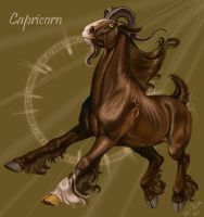 Capricorn by Esa82