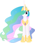 Celestia - Standing by extreme-sonic