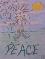 Peace by PokeSonFanGirl