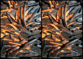 Inverse broiled fries by markdow
