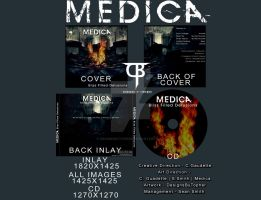 Medica Album Layout by DesignsByTopher