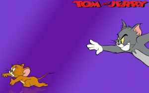 Tom and Jerry by crehe29