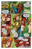 LEAGUE OF CHAMPIONS #15 NOW ON SALE! by Ulderix