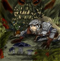 Monster Hunter: Search by AkatsukiFan505
