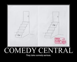 Poster - COMEDY CENTRAL by E-n-S
