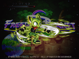 Freedom Planet Fan Art- Carol by GamefreakDX