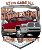 May Madness 2011 by dieselart