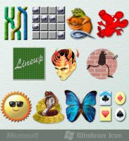 MS Puzzle Collection - Icon by ssx