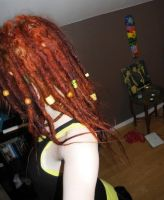 my dreadlocks 9 months old by towriteaboutlove