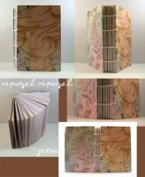blank book - rapunzel by yatsu