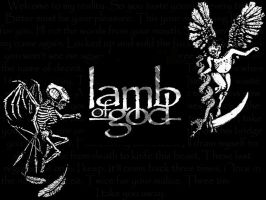 lamb of god by emotional03