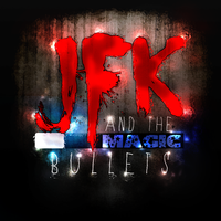 JFK and the Magic Bullets logo by CaseyAtwell