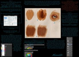 Oil paint in Photoshop  small tutorial by wavenwater