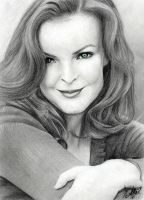 Marcia Cross by ArtisAllan