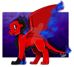 Chibi Red by Fireprinces20
