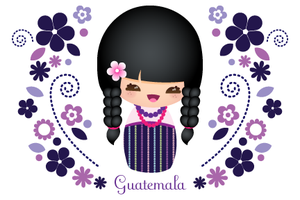 Guatemalan Doll 2 by minercia