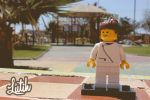 lego girl - animation test by Lutih