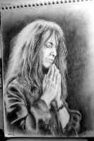G.L.O.R.I.A. (Patti Smith) by AmyTheLady