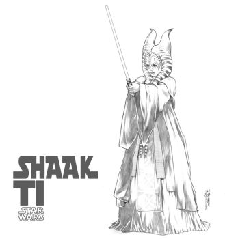 Shaak Ti by Thegerjoos