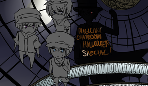 Magicant Chatroom - Halloween Special Part 1! by MemoriiMakiko