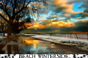 Beach WinterSide by Subkulturee