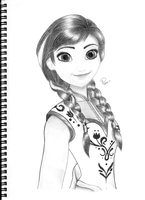 Anna | Frozen by eternalxgyu