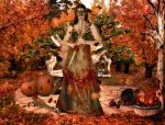 Lady Of The Harvest by thefantasim