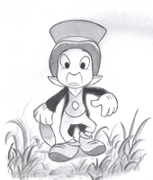 Jiminy Cricket by BlueLink