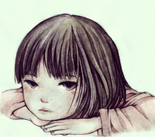 child by Alissier
