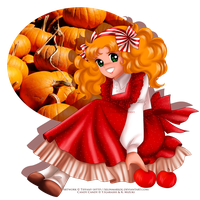Autumn Candy by selinmarsou