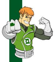Guy Gardner by Andr3sB