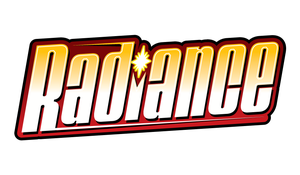 Radiance Logo for King Comics by justicefrog