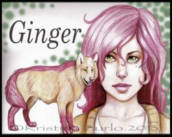 Ginger by NatsumeWolf