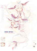 [CLOSED TY!] Tamanair 43_Secret Valentine day by Skf-Adopt