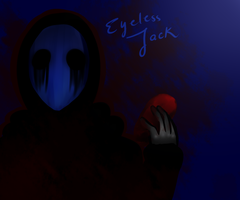 Eyeless Jack by Yukella
