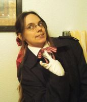 My name is Grell Sutcliff. I work with Red Madam by kaitlynrager