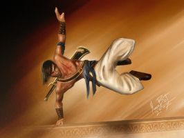 Prince of Persia by MaroBot