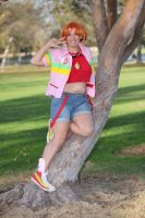 Hooray for Misty by moonymonster
