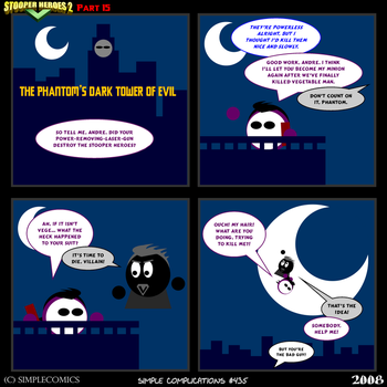 Stooper Heroes 2 - Pt. 15 by simpleCOMICS