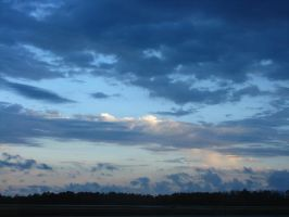 another sky shot by Drake-TigerClaw