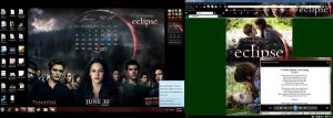 Twilight Saga Eclipse Desktop by timberwolf90