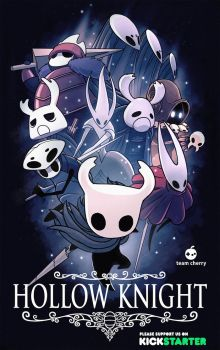 Hollow Knight Promo Image #2 by teamcherry