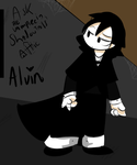 Ask The Vampire In Shadowtails Attic. by ShadowtailsDerol