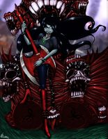 Marceline Tainted coil by MrCapadochio