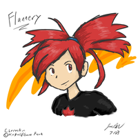 Flannery by locomotive111